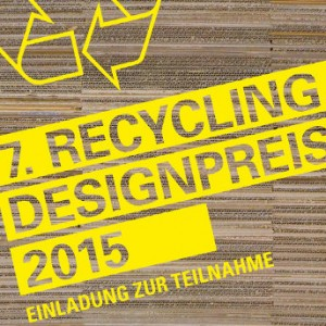 RecyclingDesignpreis 2015